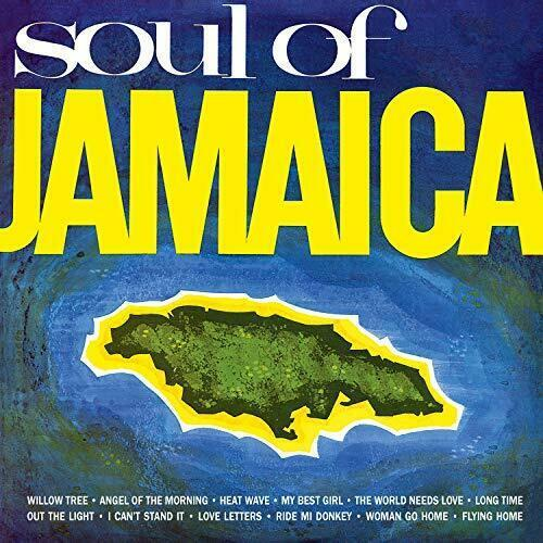Виниловый диск LP Various – Soul Of Jamaica