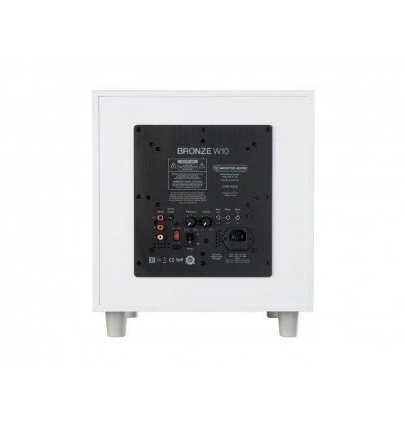 Сабвуфер Monitor Audio Bronze W10 Walnut (6G)