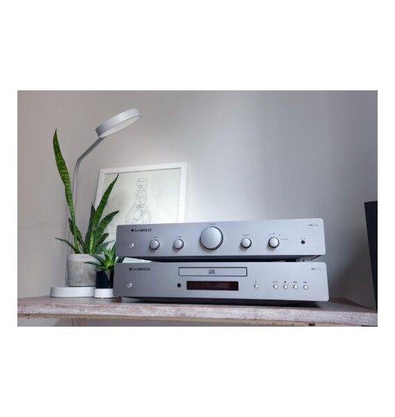 Усилитель интегральный CAMBRIDGE AUDIO AXA25 Integrated Amplifier Grey