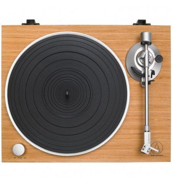 Виниловый проигрыватель Audio-Technica AT-LPW30TK