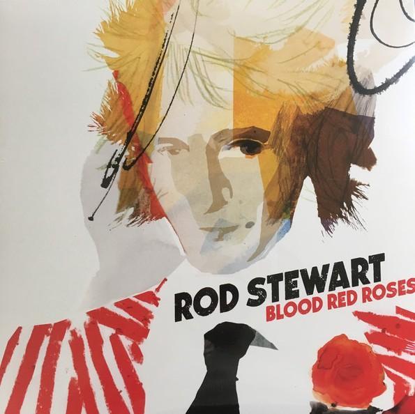 Rod Stewart – Blood Red Roses
