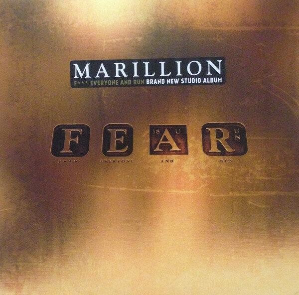 Marillion – FEAR (F*** Everyone And Run)