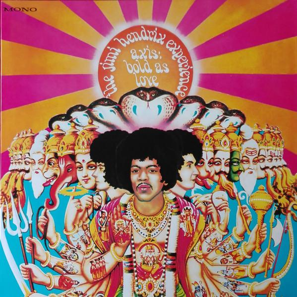 Jimi Hendrix Experience – Axis: Bold As Love