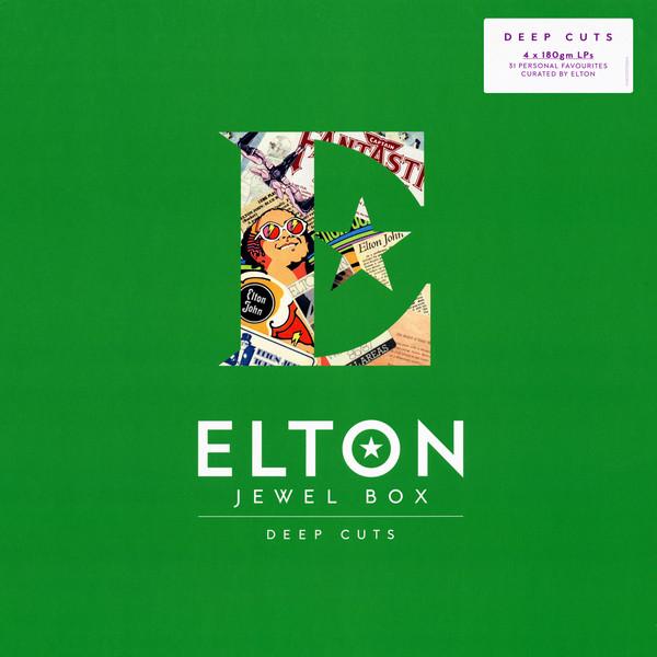 Elton John – Jewel Box (Deep Cuts)