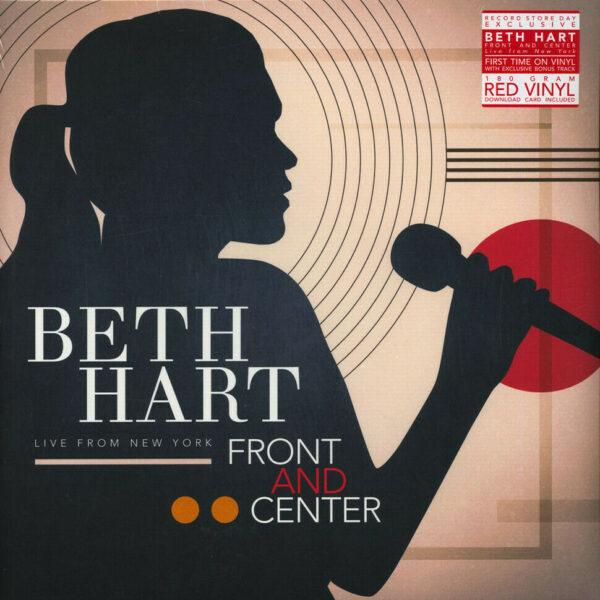 Beth Hart – Front And Center (Live From New York)