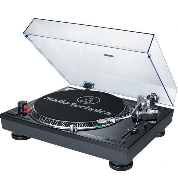 Виниловый проигрыватель Audio-Techniсa AT-LP120X ВТ USB Black
